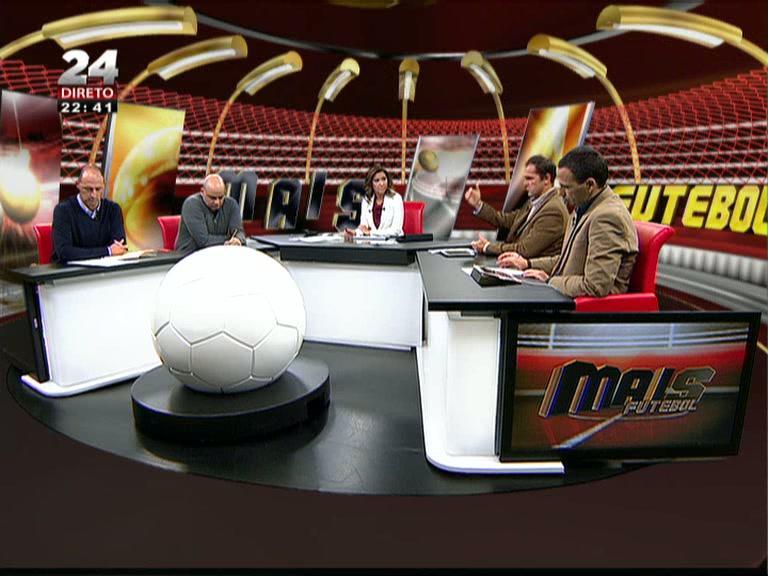 Hoje há Maisfutebol na TVI24: seleção e mercado em cima da mesa
