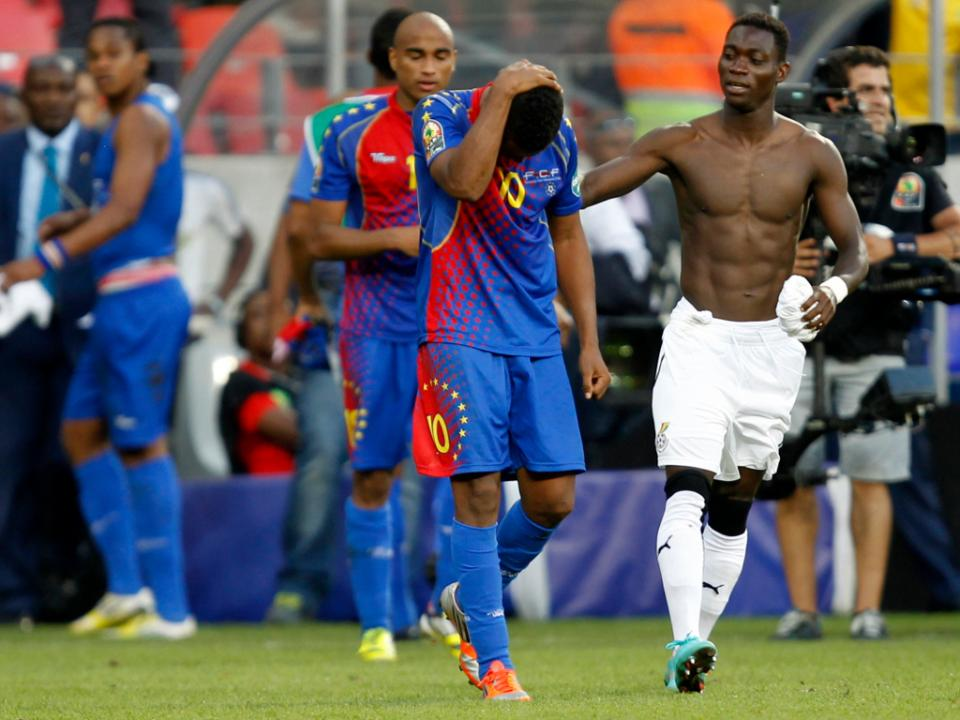 Cabo Verde no play-off para o Mundial 2014