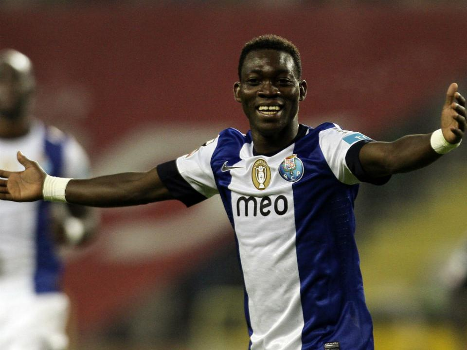 Atsu: «Sair do FC Porto foi uma decisão muito difícil»