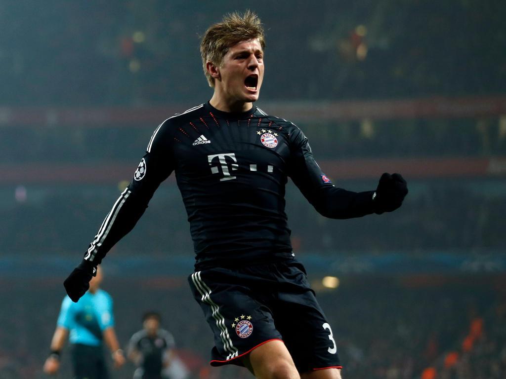 Bayern de Munique fica sem Toni Kroos o resto da época