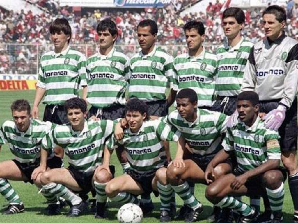 «Destino: 90s»: Careca, meio Eusébio meio Pelé... lembra-se?