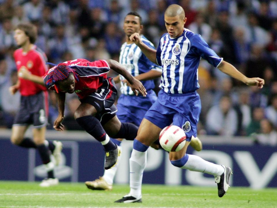 FC Porto  contratação de Pepe analisada no TAS  f974619c9e44b