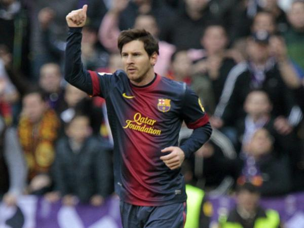 Messi: «F.C. Porto? Pode ganhar a Champions»