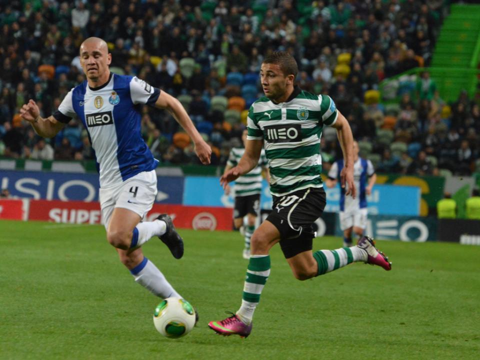 «Não me arrependo de ter ido para o Sporting nem por um segundo»