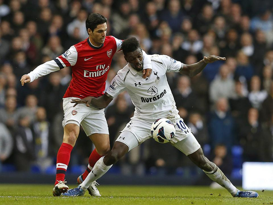 Taça de Inglaterra: sorteio dá Arsenal-Tottenham na 3ª eliminatória