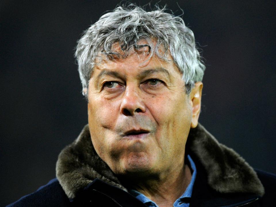 Liga Europa: Lucescu assume que o Shakhtar vai ter de «arriscar» em Sevilha