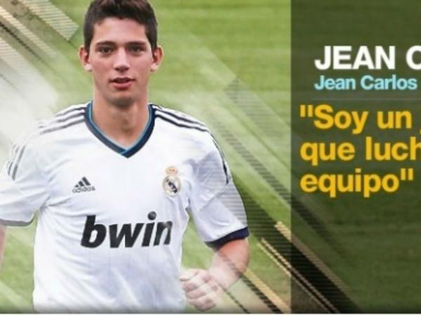 Atacante brasileiro de 16 anos do Real Madrid naturaliza-se espanhol