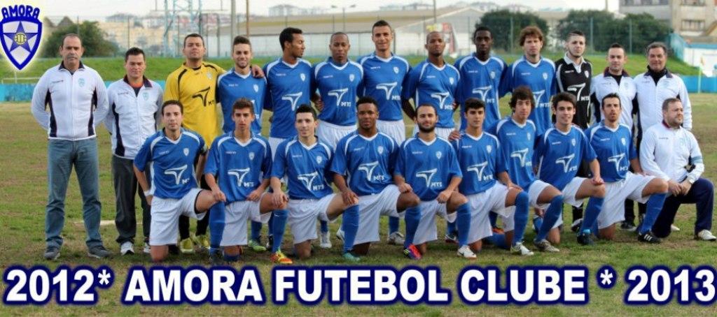 Caminhos de Portugal: Amora FC, um charter pousou sobre a história