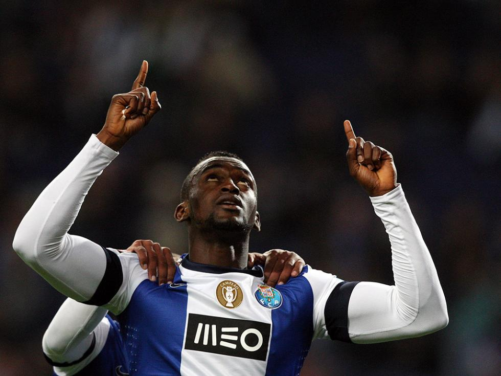 FC Porto vs Estoril (LUSA)