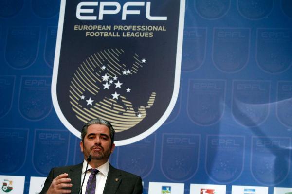 Valorização da Liga Europa é prioridade para a EPFL