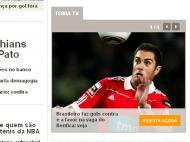 Como o mundo viu a vitória do Benfica (Terra - Brasil)