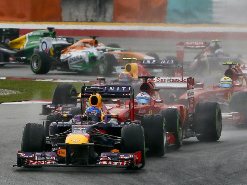 Fórmula 1: todos os campeões
