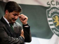 Bruno de Carvalho: a tomada de posse