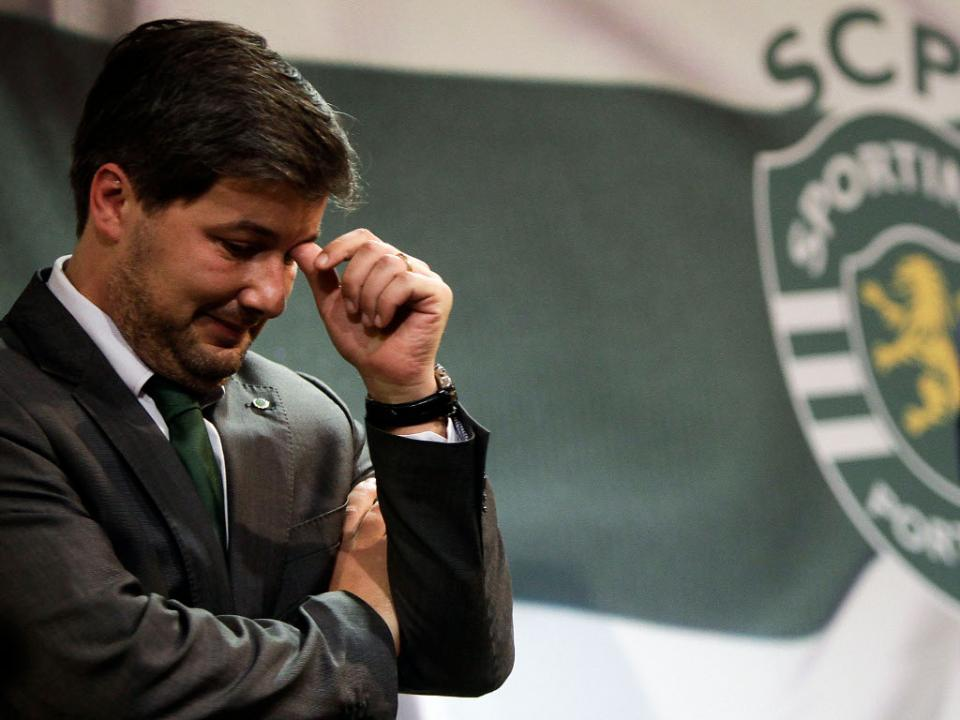 Sporting suspende representação na direção da Liga
