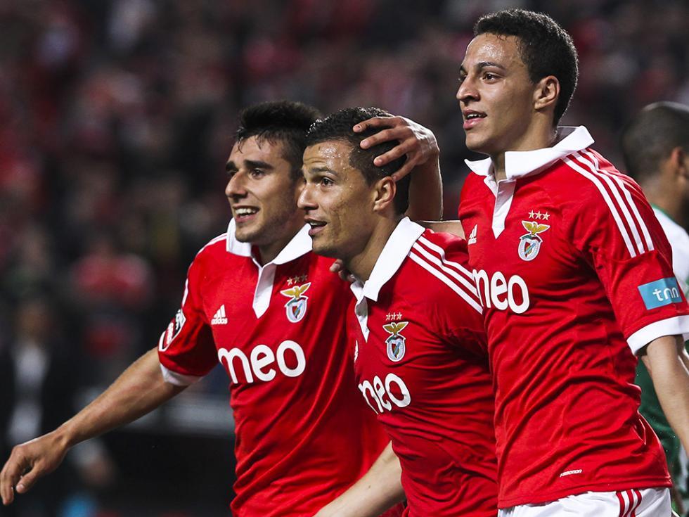 Benfica vs Rio Ave (LUSA)