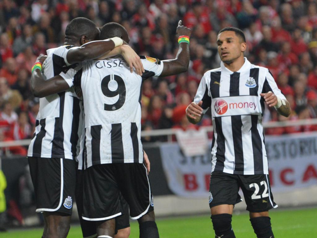 Atenção Benfica: Newcastle vence com golo nos descontos