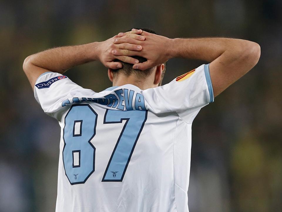 Itália: Lazio perde com Pereirinha a meio tempo