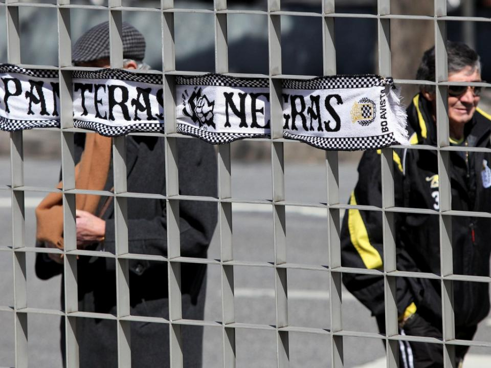 Boavista-Freamunde adiado por falta de policiamento