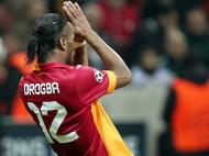Galatasaray vs Real Madrid (EPA)