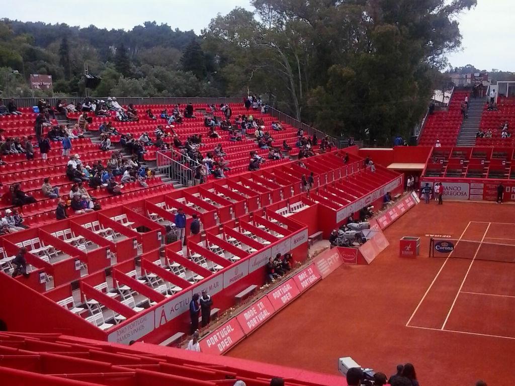 Portugal Open: o 228º do mundo vai jogar a meia-final