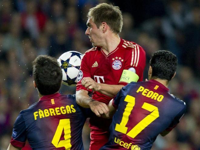 Barcelona X Bayern (Lusa)