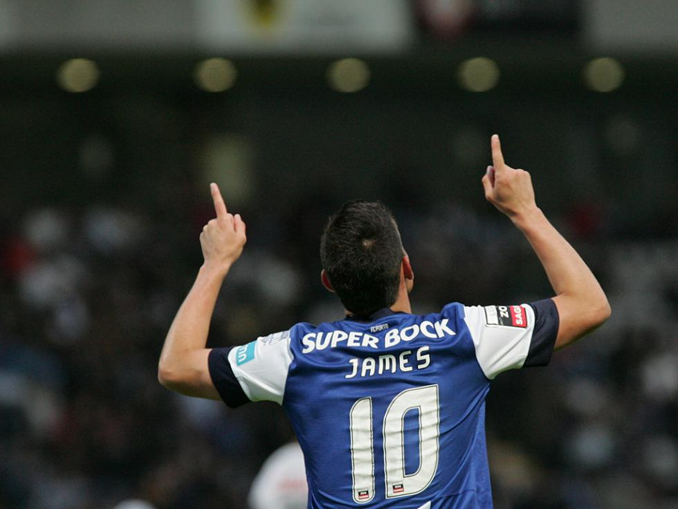 Nacional vs FC Porto (HOMEM DE GOUVEIA/LUSA)