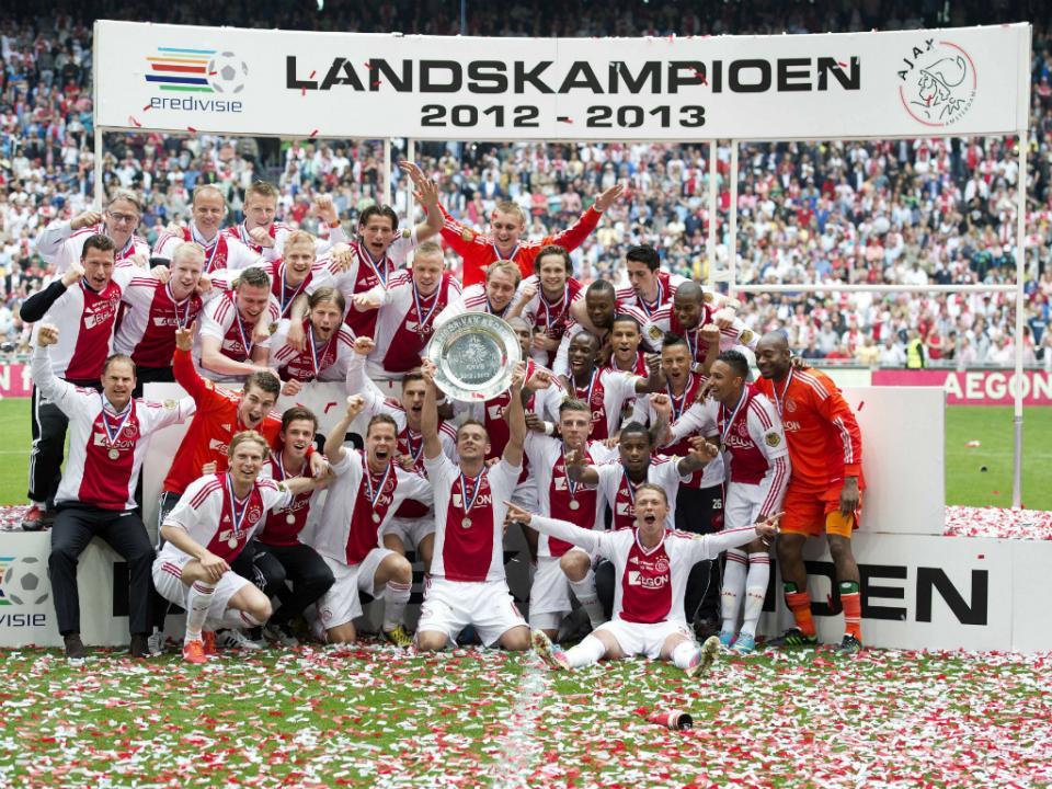 Ajax empresta médio ao Heerenveen