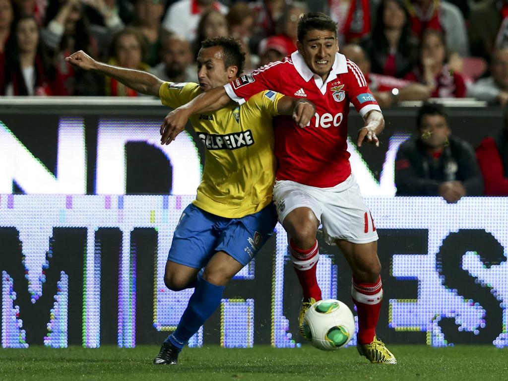 Benfica-Estoril, 1-1 (resultado final)
