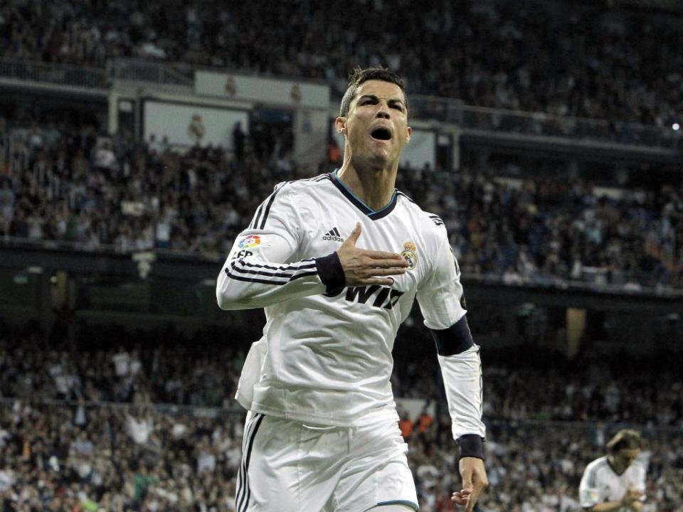 Cristiano Ronaldo voltou aos treinos sem limitações