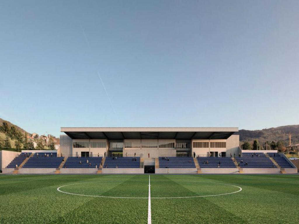 Estádio Municipal Arouca