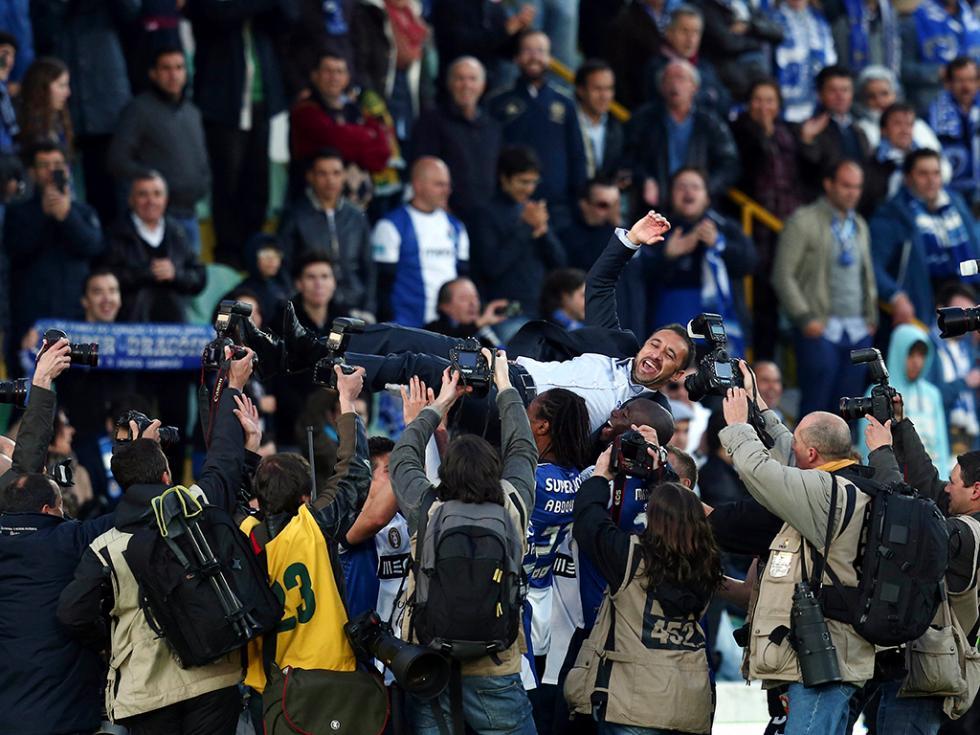Porto Campeão (ESTELA SILVA/LUSA)