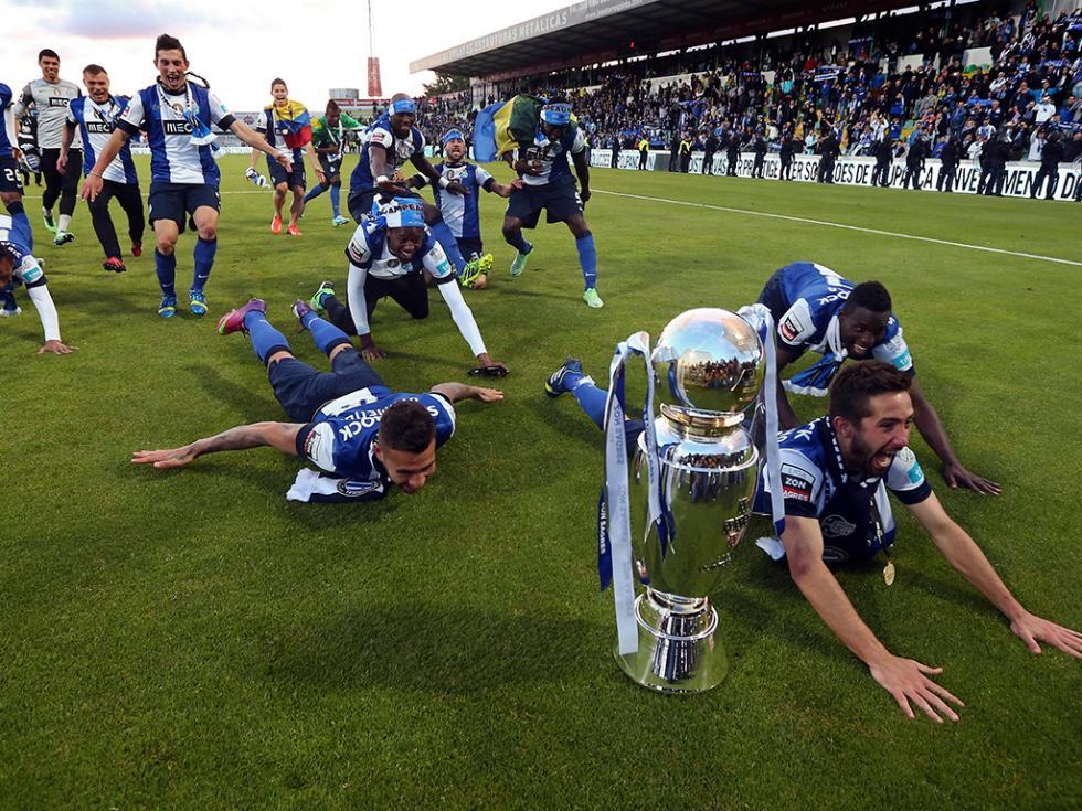 Porto Campeão (JOSÉ COELHO/LUSA)