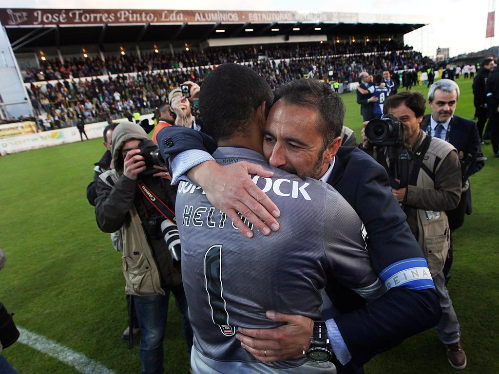 F.C. Porto, o terceiro campeão invicto da história