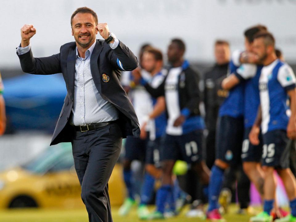 «Não sei se deixei a porta aberta no FC Porto»