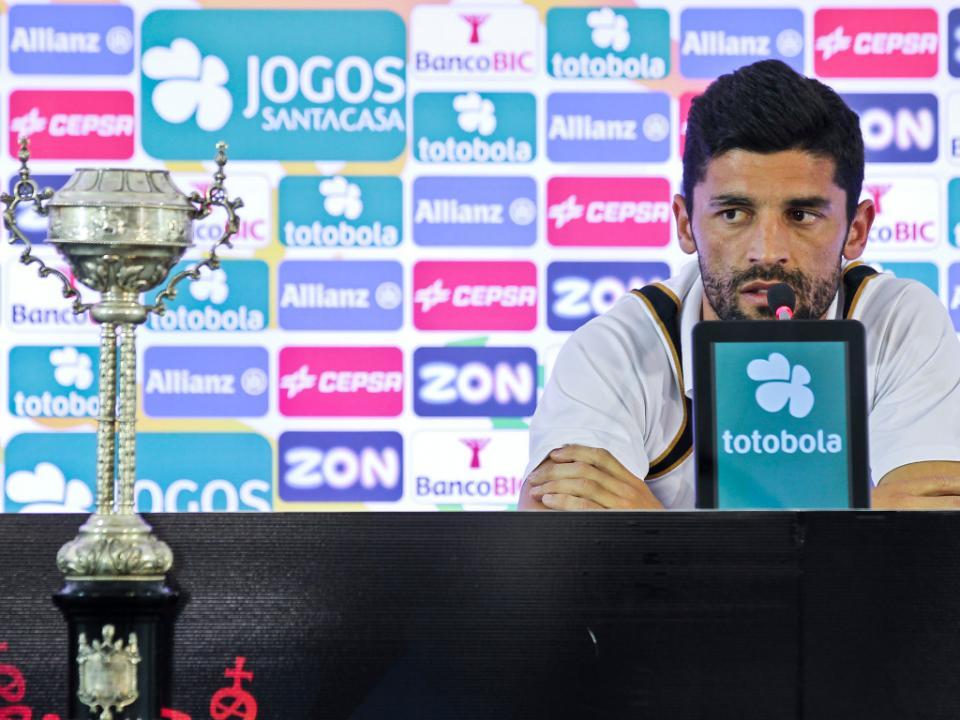 Alex Costa assume equipa B do Vitória Guimarães