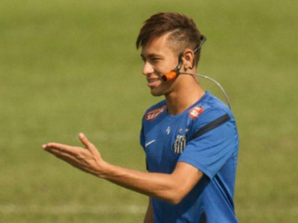 Apresentação de Neymar em Barcelona a 3 de junho