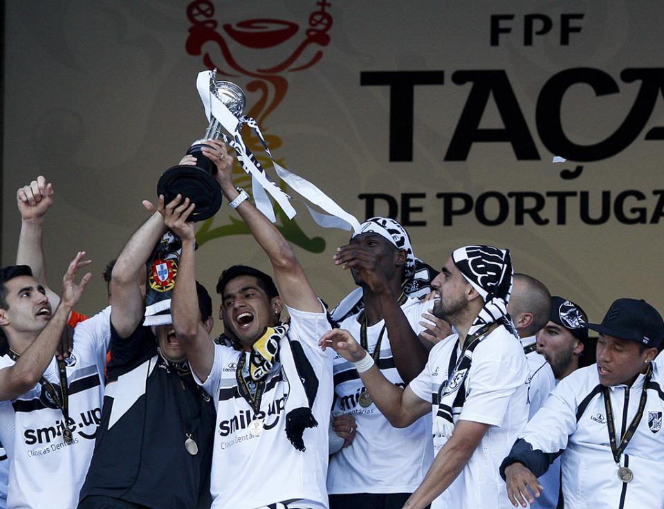 Taça de Portugal: definidos os jogos da segunda eliminatória