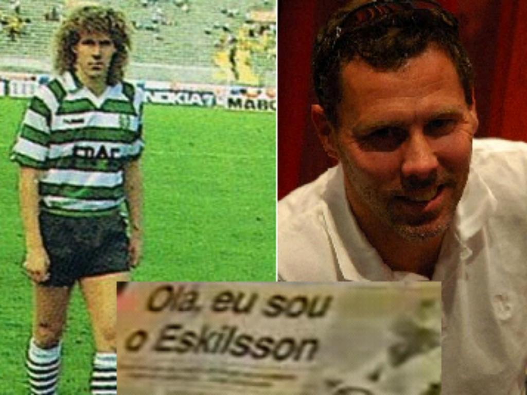 Destino 80s: Eskilsson, o rei leão de 88 é um ás no poker