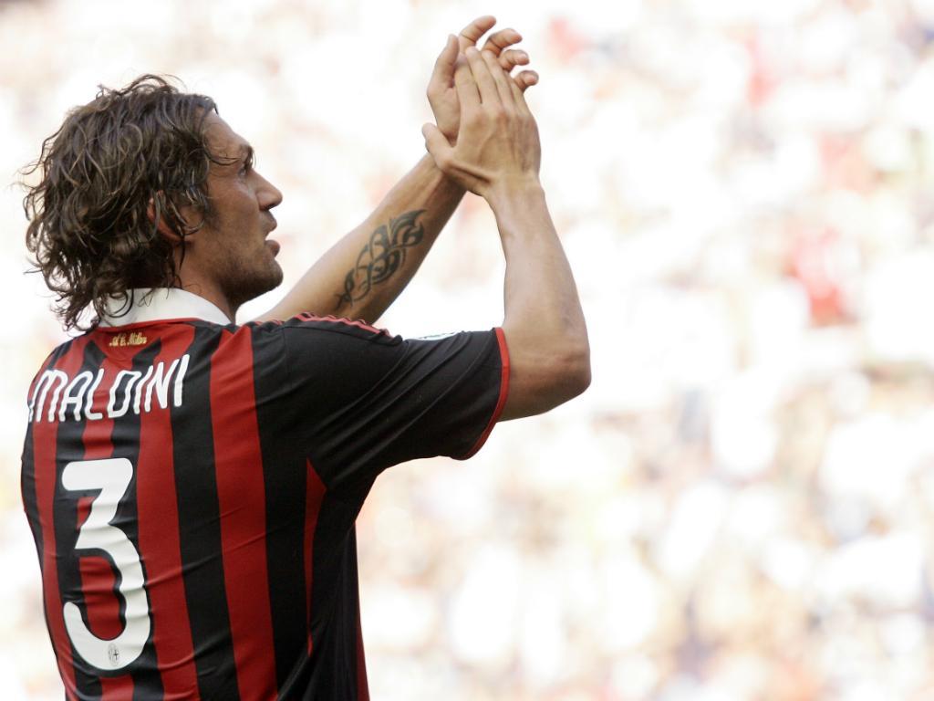 Ténis: Paolo Maldini vai jogar o Challenger de Milão