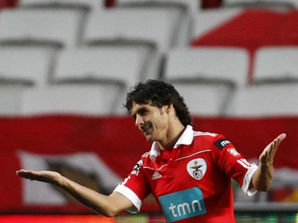 Pablo Aimar em entrevista: «Final de época foi duro, faltou sorte»