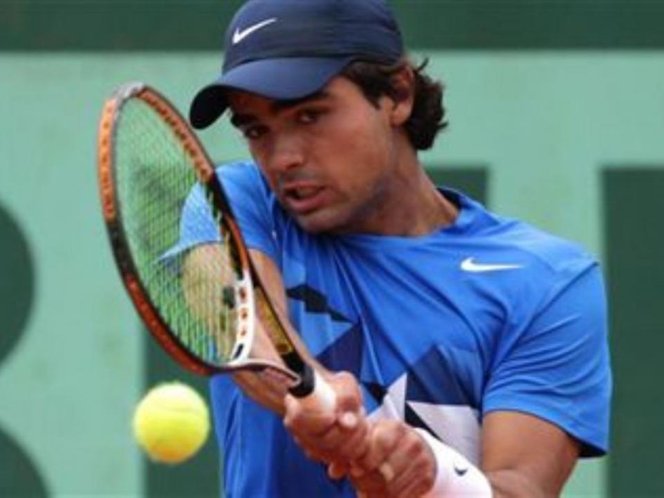 Frederico Silva está na segunda ronda do US Open