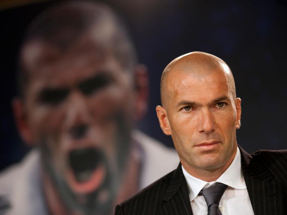 Zidane: «Interpretaram mal as minha declarações sobre Bale»