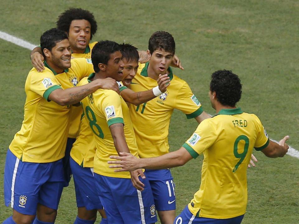 Brasil: Marcelo riscado do jogo com Portugal