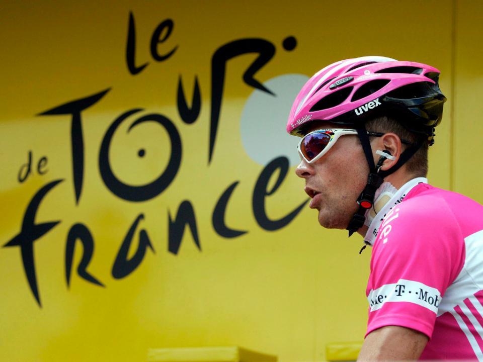 Ciclismo: Ullrich indiciado em novo caso de violência