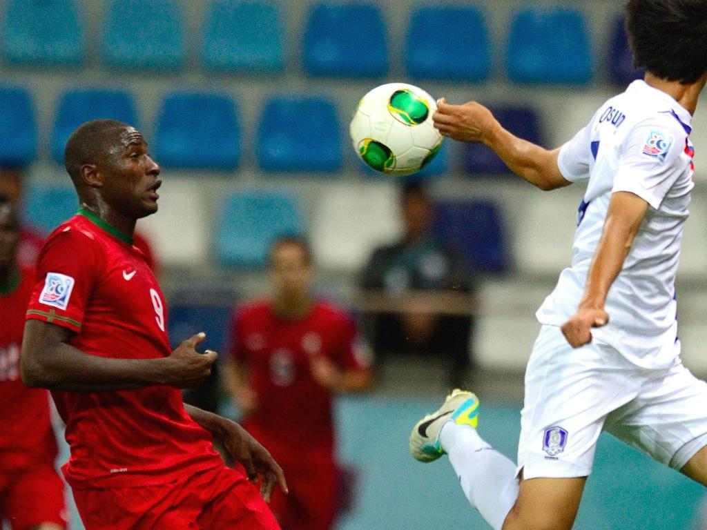 Portugal-Coreia (EPA/Vasili Donev)