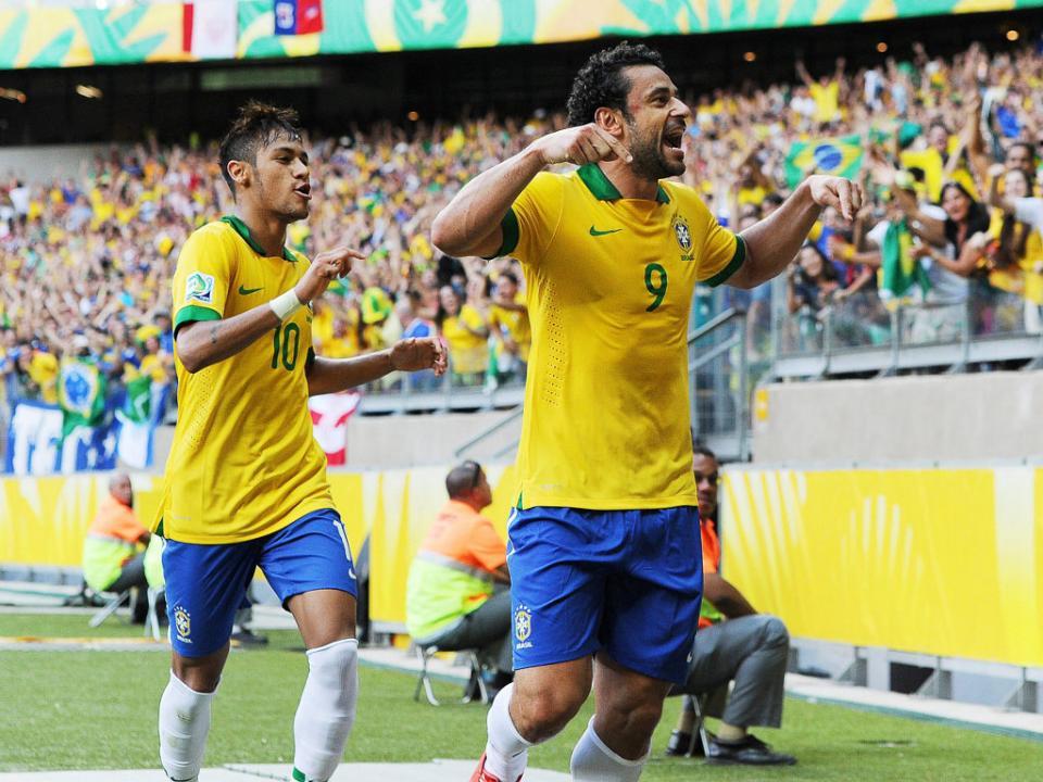 Brasil: Fred pode parar por três meses