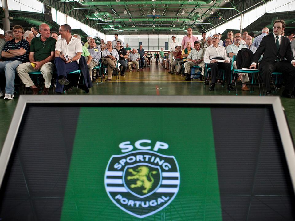 Bruno de Carvalho garante meios para a AG de dia 23
