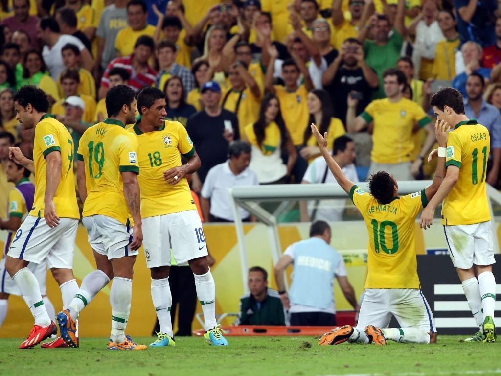 Confederações: Brasil soma quarta vitória, veja o palmarés