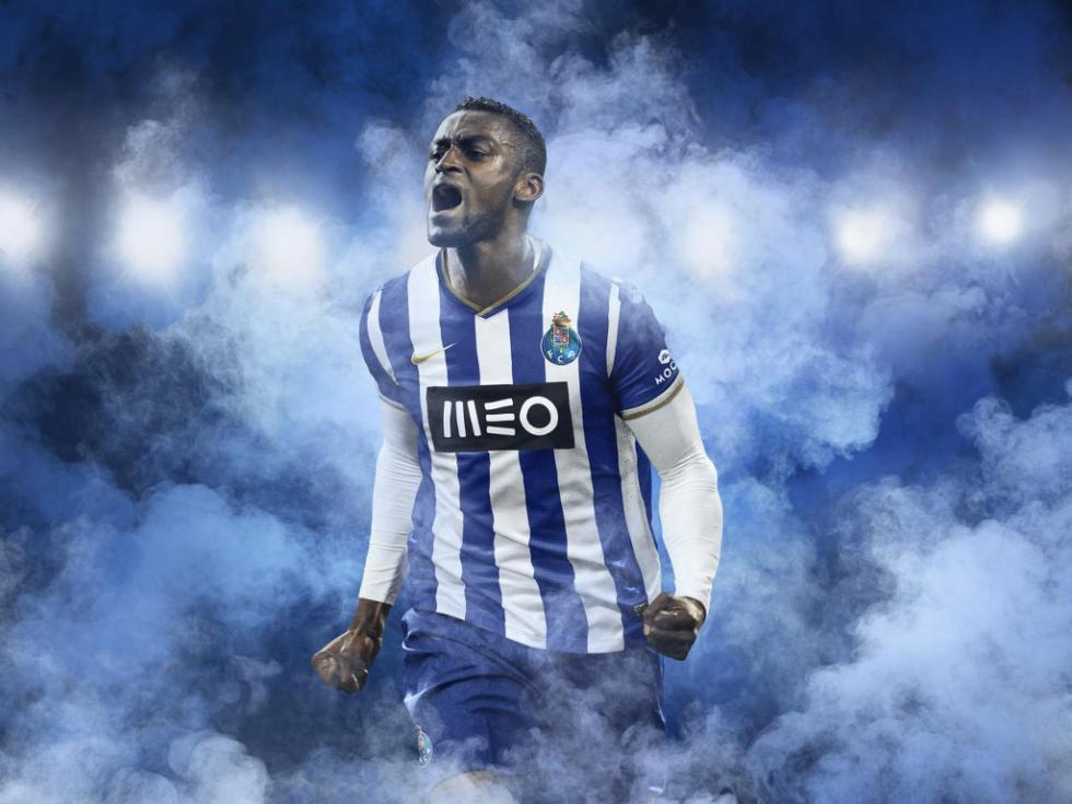 Novos equipamentos do F.C. Porto