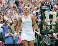 Wimbledon: Sabine Lisicki eliminou Serena Williams